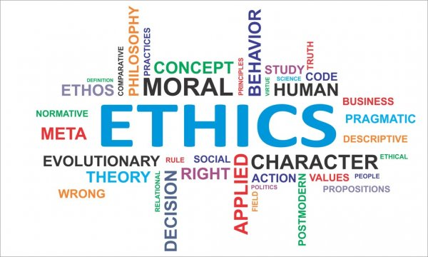 Theories, concepts and principles of ethics