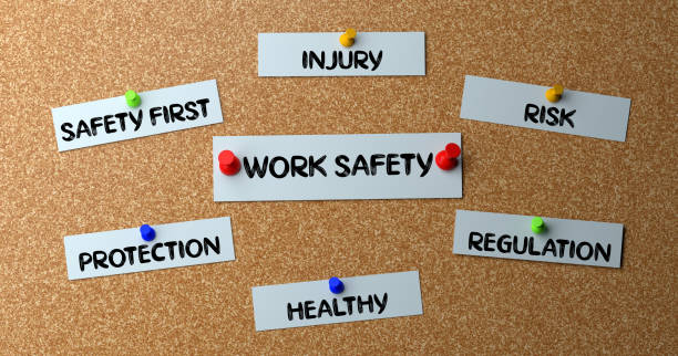 Safety, health, environment, risk and quality principles in the workplace