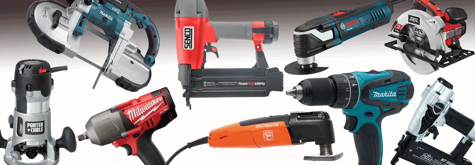 Engineering power, hydraulic and pneumatic tools