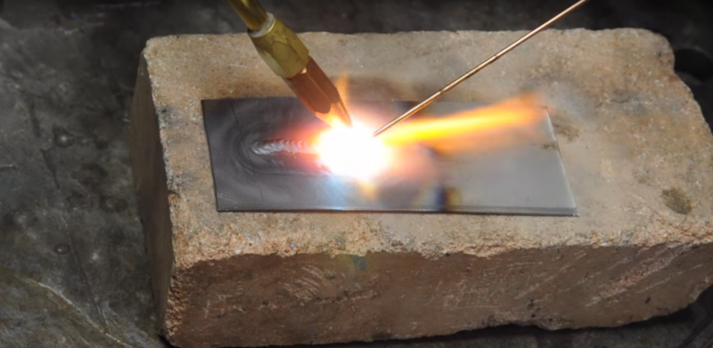 Oxy-fuel and propane gas cutting