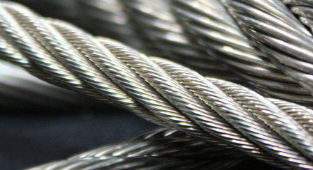 Care and maintenance of steel wire ropes